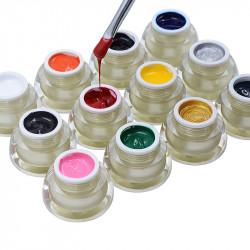 Uv и Led гелови бои за нокти