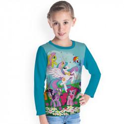 Детска блуза за момиче My little ponny
