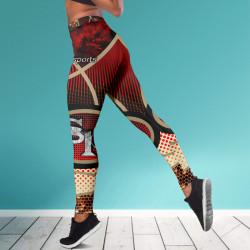 Дамски спортен клин - стягащ и повдигащ ефект ''SP''
