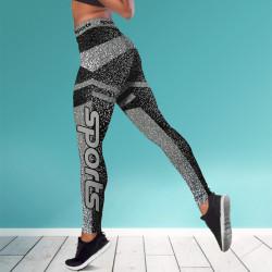 Дамски спортен клин - стягащ и повдигащ ефект ''SPORTS GRAFIT''