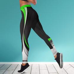Дамски спортен клин - стягащ и повдигащ ефект ''CAMPO''