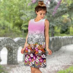 Лятна дамска рокля Happy Summer 7164-6901
