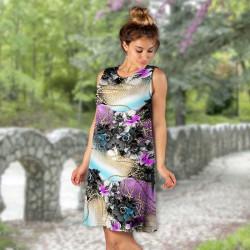 Лятна дамска рокля Happy Summer 7166-6903