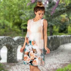 Лятна дамска рокля Happy Summer 7167-6904