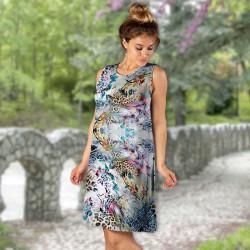 Лятна дамска рокля Happy Summer 7168-6905