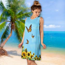 Лятна дамска рокля Happy Summer 7169-6928