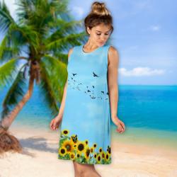 Лятна дамска рокля Happy Summer 7170-6929