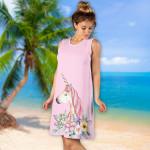 Лятна дамска рокля Happy Summer 7171-6930