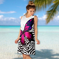Лятна дамска рокля Happy Summer 7151-6797