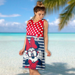 Лятна дамска рокля Happy Summer 7149-6799