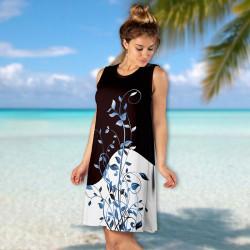 Лятна дамска рокля Happy Summer 7147-6801