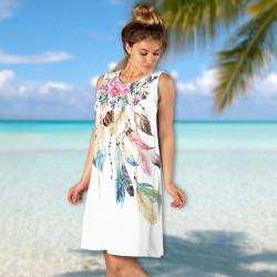 Лятна дамска рокля Happy Summer 7146-6802