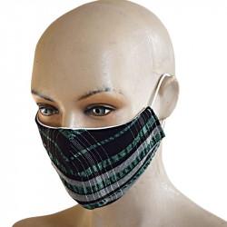 Трипластова  маска за лице с моден дизайн