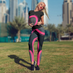 Дамски спортен комплект outfit Poly