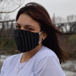 Трипластова маска за лице с моден дизайн Донатела