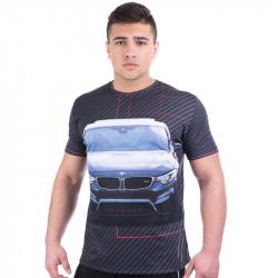 Мъжка спортна тениска 3D ''BMW M''