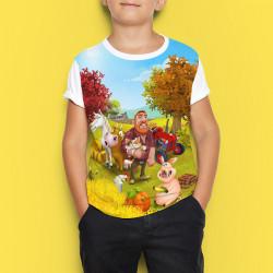 Детска тениска 8204