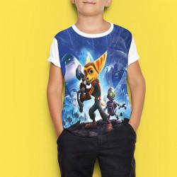 Детска тениска 8200