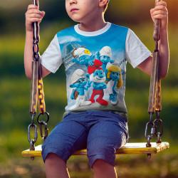 Детска тениска 8219