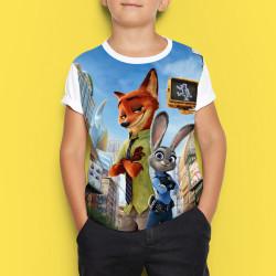 Детска тениска 8646