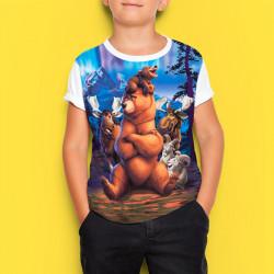 Детска тениска 8648