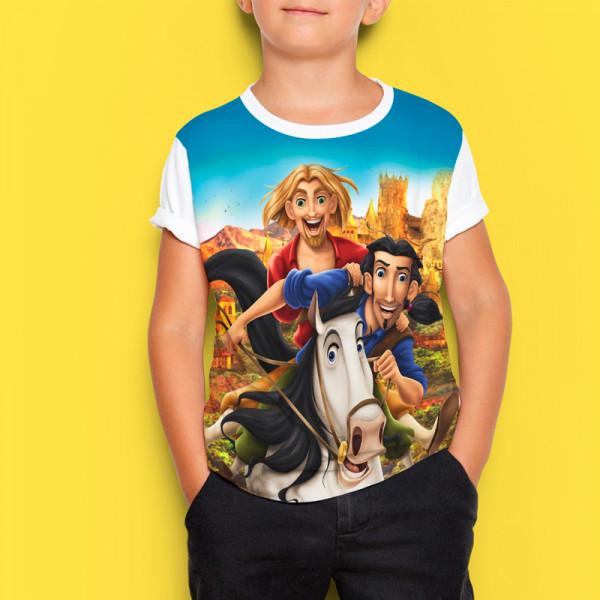 Детска тениска 8649