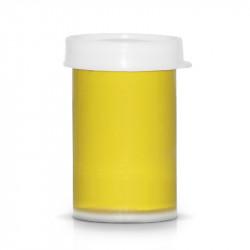 Акрилна боя за декорация на маникюр и педикюр - Светло жълт (20 мл)