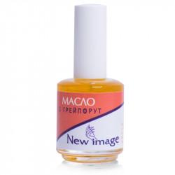 Масло за кутикули и нокти New Image - Грейпфрут 15 мл.