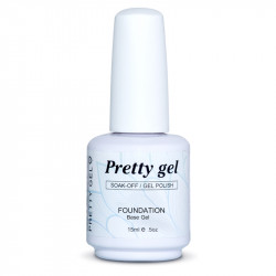 UV/Led база за гел лак ''Pretty gel''