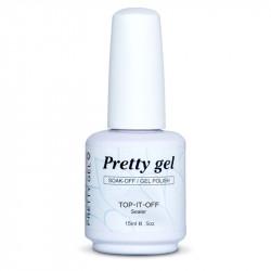 UV&Led топ гел лак Pretty gel