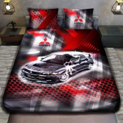3D луксозен спален комплет Mitsubishi