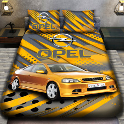 3D луксозен спален комплект Opel