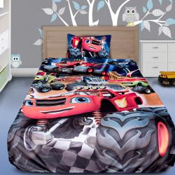 3D луксозен детски спален комплект Blaze