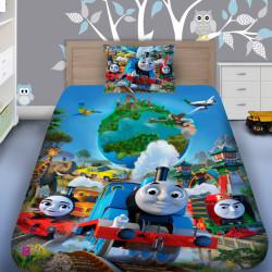 3D луксозен детски спален комплект 7440