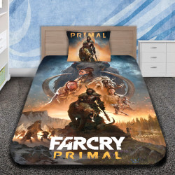 3D луксозен детски спален комплект FARCRY PRIMAL