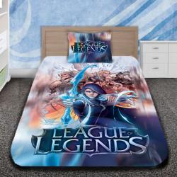 3D луксозен детски спален комплект LEAGUE OF LEGENDS