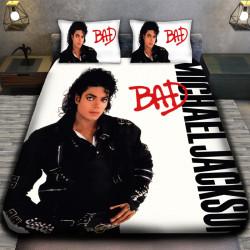 3D луксозен детски спален комплект MICHAEL JACKSON BAD