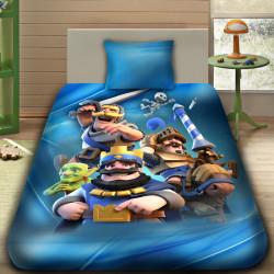 3D луксозен детски спален комплект 6980
