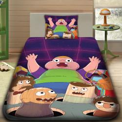 3D луксозен детски спален комплект 6972