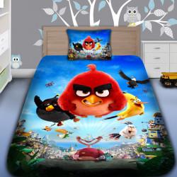 3D луксозен детски спален комплект 6976