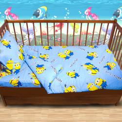 Бебешки спален комплект Ники