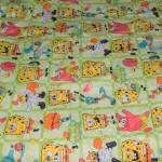 Луксозен бебешки спален комплект Спондж Боб