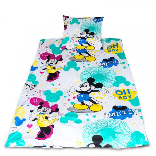 Луксозен бебешки спален комплект Мики Маус