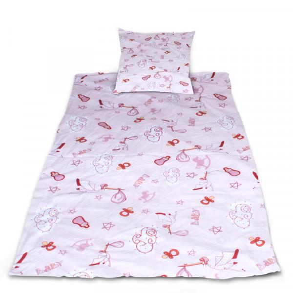Луксозен бебешки спален комплект Baby
