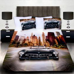 3D луксозен спален комплект  BMW