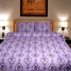 Outlet комплект спално бельо Purple rain