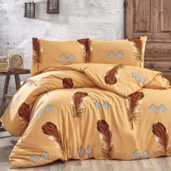 Българско спално бельо от 100% памук Есен