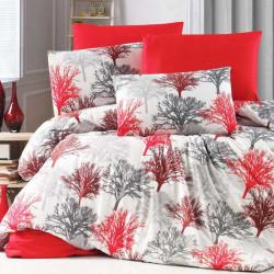 Българско спално бельо от Ранфорс Есен