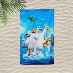 3D Детска хавлиена кърпа 8592